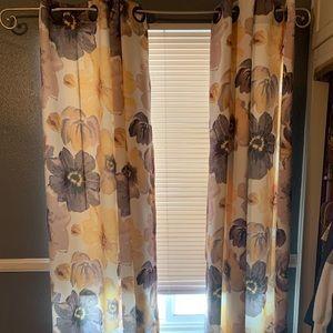 Lush Decor Window Curtains